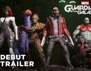 Marvel's Guardians of the Galaxy annuncio