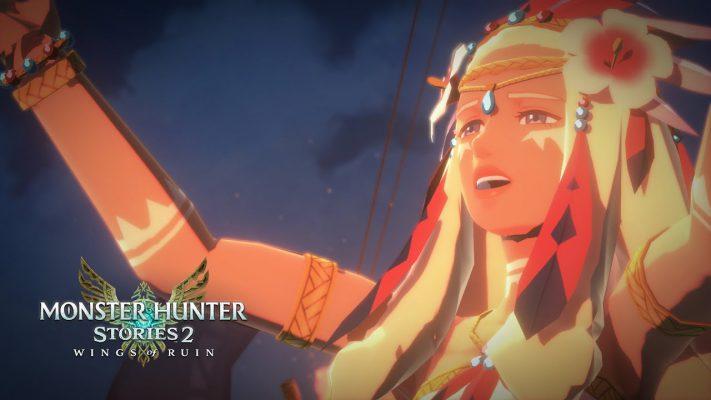 Monster Hunter Stories 2: Wings of Ruin video introduttivo