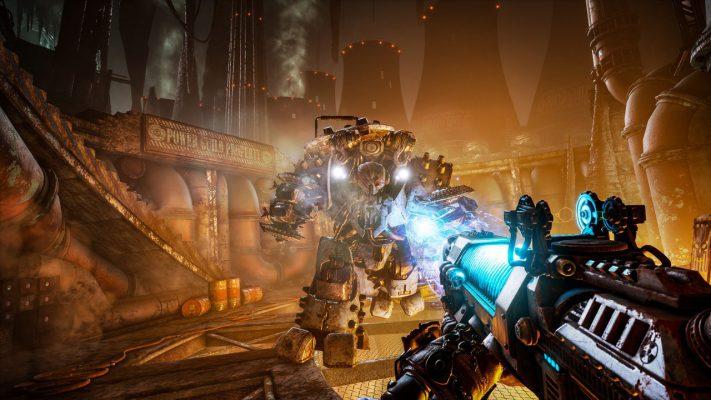 Necromunda: Hired Gun lancio