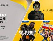 PlayStation Plus luglio 2021