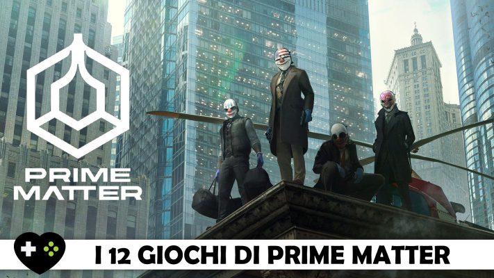 Arriva Prime Matter di Koch Media: nel suo portfolio ben dodici giochi
