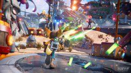 Ratchet & Clank: Rift Apart crunch