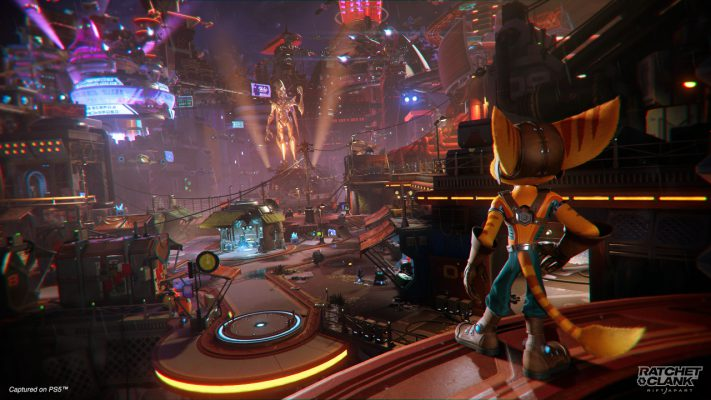 Ratchet & Clank: Rift Apart trailer critica