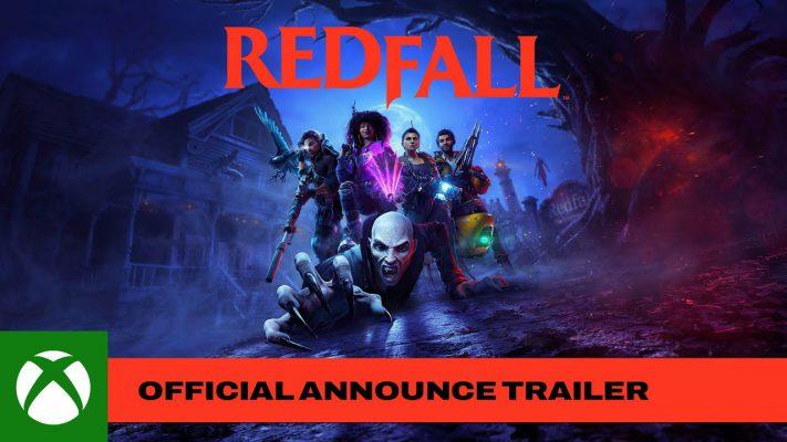 Redfall è il nuovo gioco di Arkane, un FPS open world di stampo cooperativo