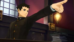 The Great Ace Attorney Chronicles trailer gameplay