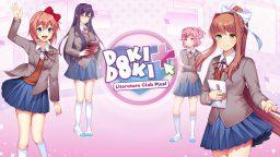 Doki Doki Literature Club Plus arriva su console e PC!