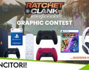 Ratchet & Clank: Rift Apart Graphic Contest, ecco i Vincitori!