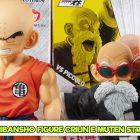 Ichibansho Figure Crilin e Muten Strong Chains – Banpresto