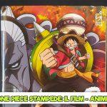 One Piece Stampede Anime Comics