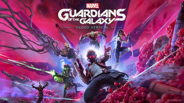 Guardians of the Galaxy Switch