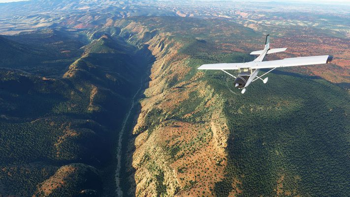 Microsoft Flight Simulator: ecco la data di lancio su Xbox Series X e S