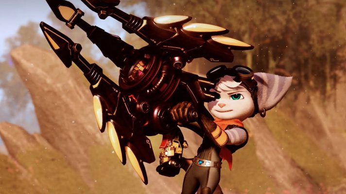 Ratchet & Clank Sunset Overdrive Sly Cooper