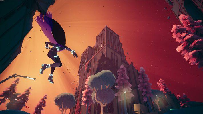 Solar Ash si mostra in un nuovo gameplay trailer