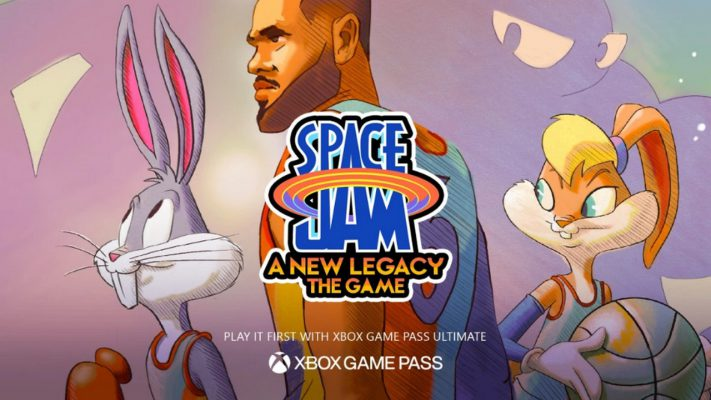 Space Jam A New Legacy Game