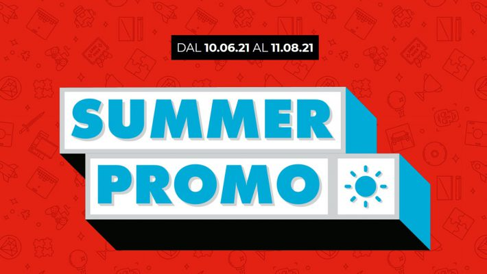 Da GameStopZing sono iniziate le Summerpromo