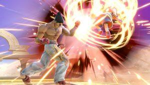 Super Smash Bros Kazuya