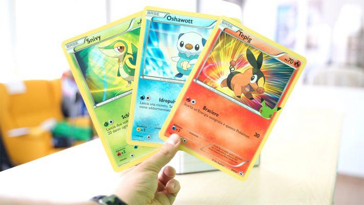 Snivy Tepig Oshawott GCC Pokémon