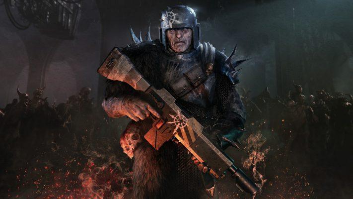 Warhammer 40.000 Darktide game pass