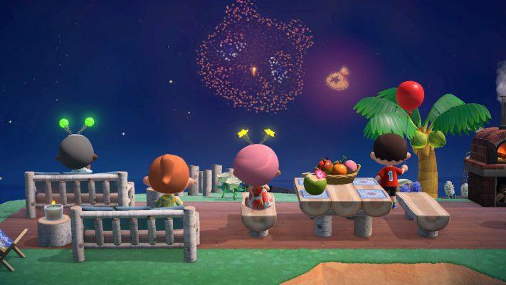 Animal Crossing: New Horizons aggiornamenti