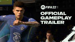 FIFA 22 trailer gameplay