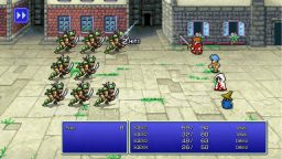 Final Fantasy Pixel Remaster data