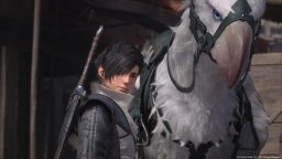 Final Fantasy XVI sceneggiatura
