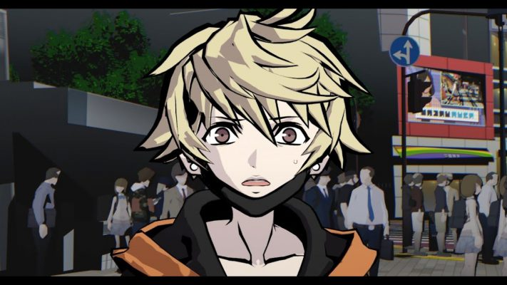 NEO: The World Ends with You lancio