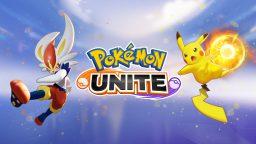 Pokémon UNITE data Nintendo Switch