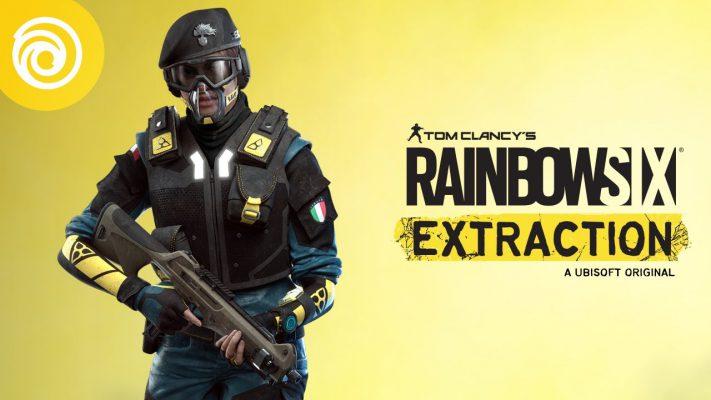 Rainbow Six Extraction Alibi