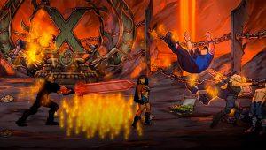 Streets of Rage 4 data DLC