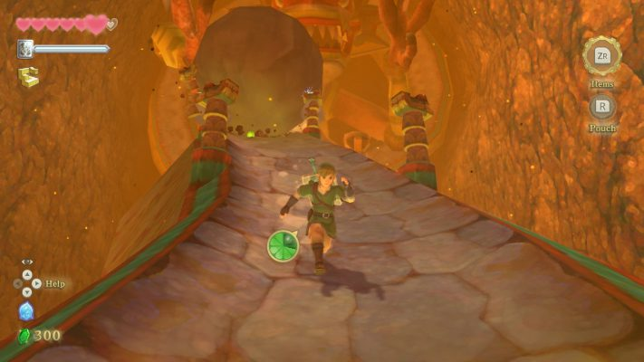 The Legend of Zelda: Skyward Sword funzionalità migliorate