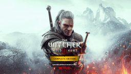 The Witcher 3: Wild Hunt Netflix