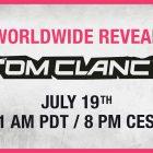 Tom Clancy nuovo gioco