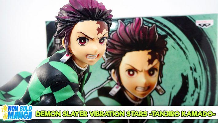 Manganalisi di Demon Slayer Vibration Stars Tanjiro Kamado – Banpresto