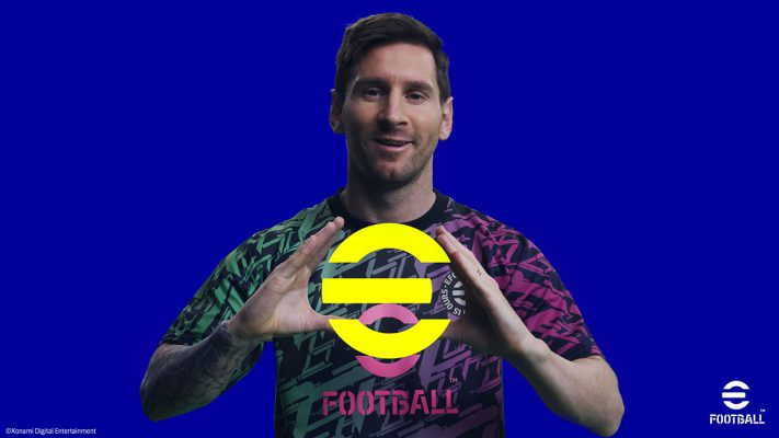 PES diventa ufficialmente eFootball: periodo d'uscita, trailer e dettagli