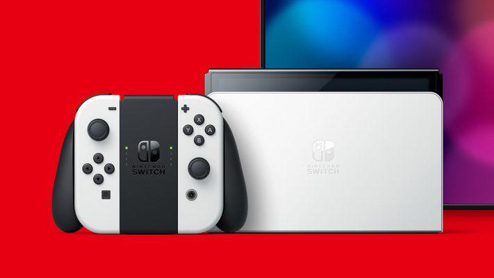 Fai tua Nintendo Switch OLED riportando l'usato da GameStopZing