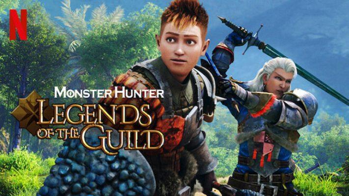 Monster Hunter Netflix