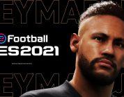 Neymar Jr. è il nuovo ambasciatore della serie eFootball PES