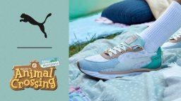 Animal Crossing: New Horizon, le scarpe griffate Puma in arrivo a metà settembre