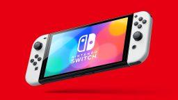 Nintendo Switch OLED – Impressioni dall'hands on