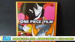 One Piece Z Anime Comics