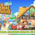Animal Crossing New Horizons Happy Home Paradise