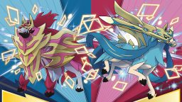Pokémon Spada e Scudo, GameStop regala Zacian e Zamazenta cromatici