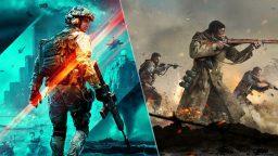 Call of Duty Vanguard Battlefield 2042