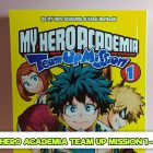 My Hero Academia Team Up Mission