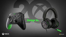 Xbox controller headset