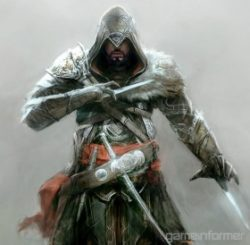 Ezio Auditore giocabile in Soul Calibur V! (Rumors)