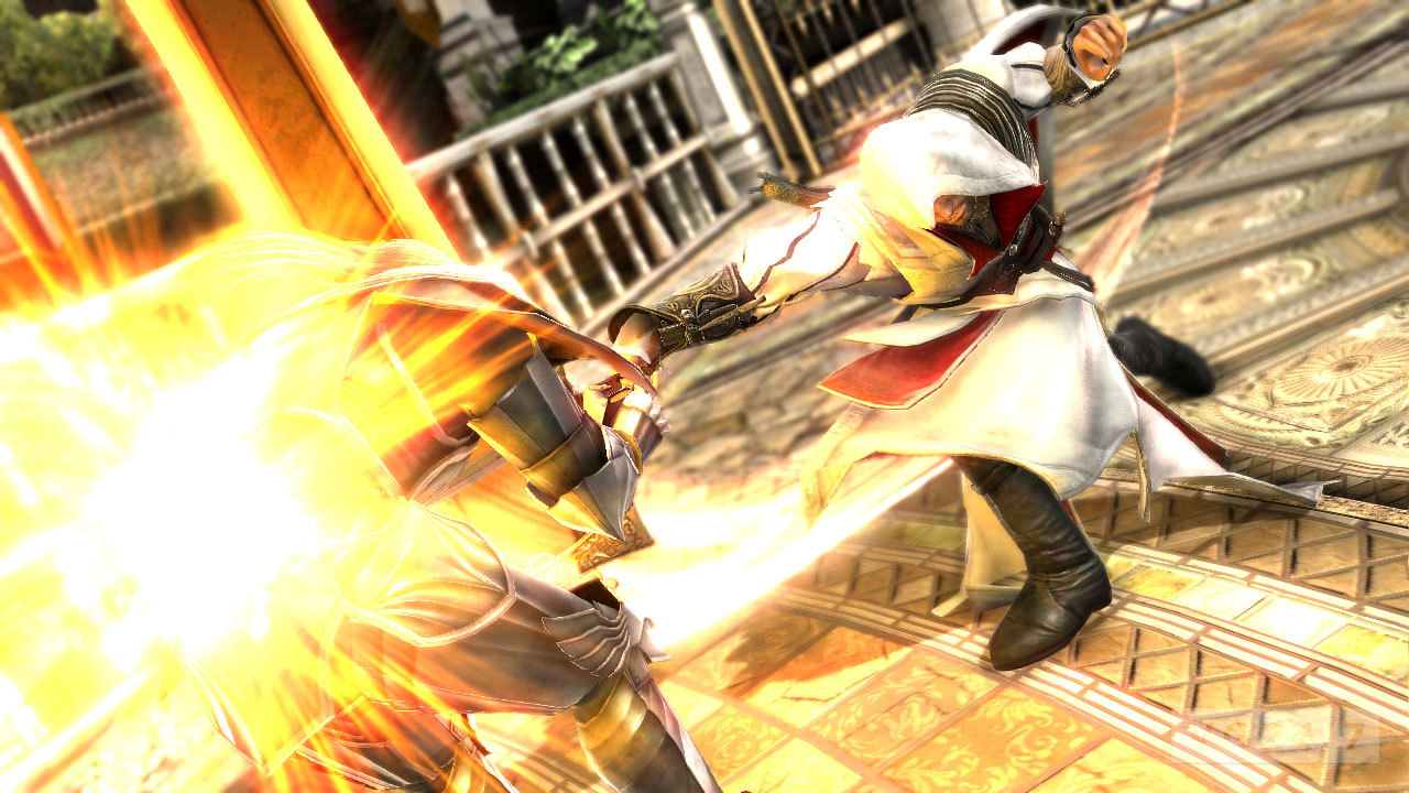 Soul Calibur 5 Patch Info