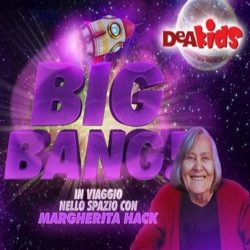 Impara l'astronomia su 3Ds con Big Bang!