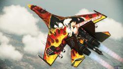 Un DLC gratuito per Ace Combat Assault Horizon